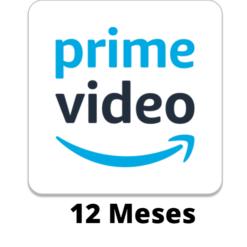 cuentas prime video 1 año