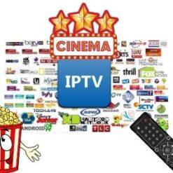 IPTV canales de cable